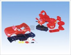 Plastic baby carriage mould-1