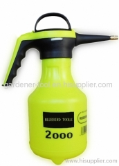 2L plastic protable water sprayer.