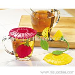 silicon tea filter