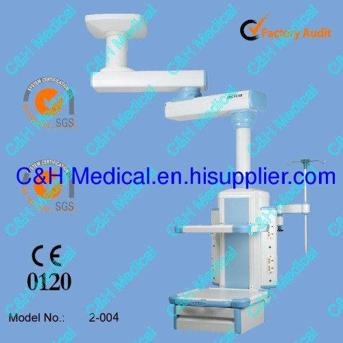 Two Arm Anesthesia Pendant for Hospital Operating Rooms