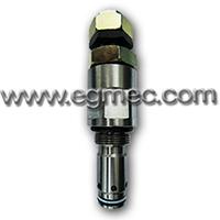 Komatsu Excavator PC200 Hydraulic Cartridge Type Main Service Pressure Relief Valve