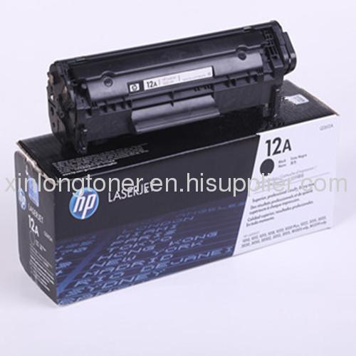 Original Toner Cartridge for HP LaserJet 1010/1012/1015/3015/3020/3030/3050/3052/3055