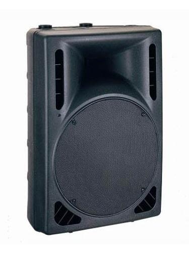 122-way plastic speaker cabinet