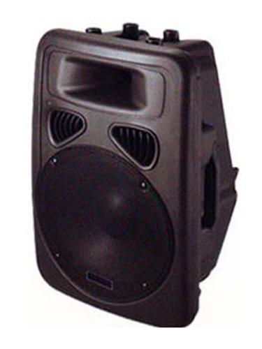 12monitor plastic speaker cabinet