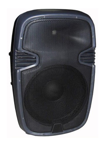 12portable plastic speaker cabinet