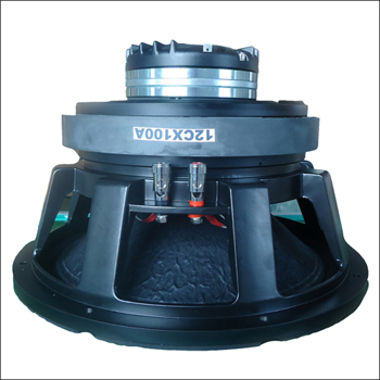 12Coaxial Loudspeaker