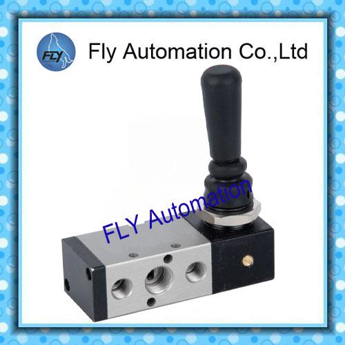 5/2 Way1/4Shako TSV86522 Hand lever valve