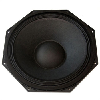 8hexagon neodymium woofer