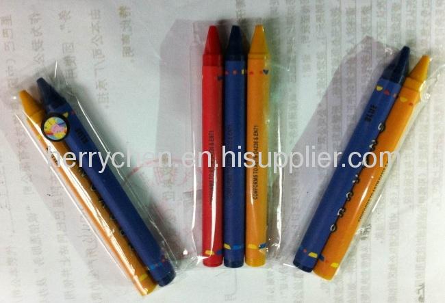 2pk Peppa 5/16x 3 1/2wax crayon set