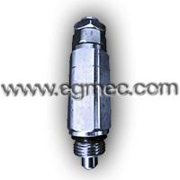 Daewoo Excavator DH55 Cartridge Type Low Pressure Hydraulic Relief Valve