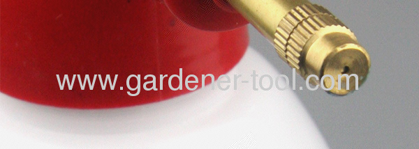 2.0L Air Pressure Hand Sprayer With Brass Nozzle and PE Bottle.