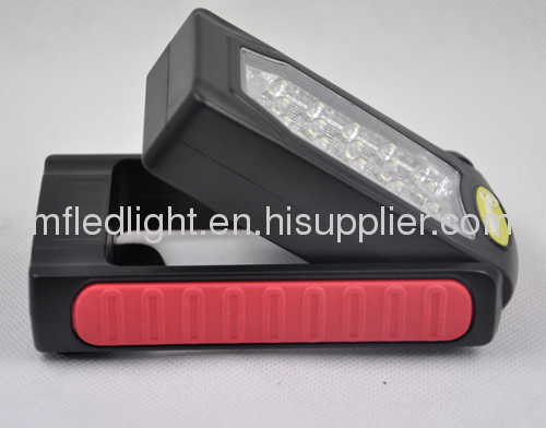 rotatable rechargeable led magnetic work light