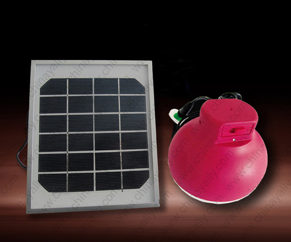 Portable Solar Home Light System
