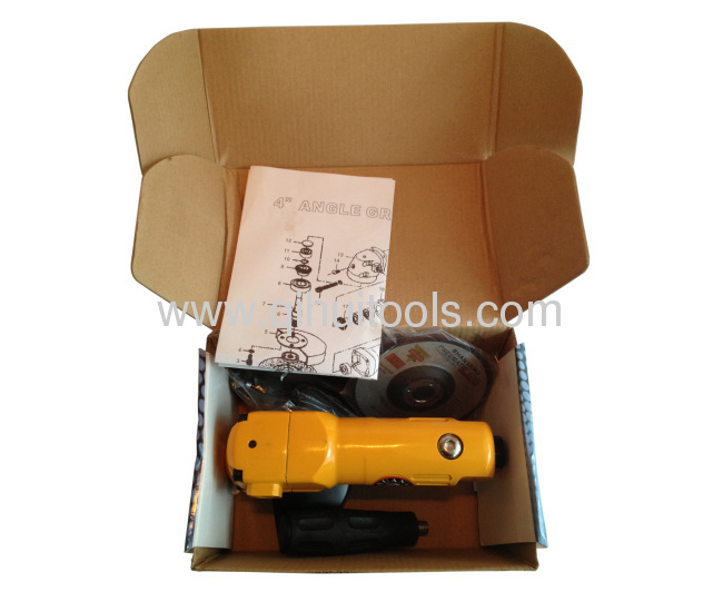 Air Angle Grinder 4Lever Type