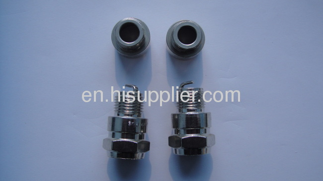 Long Short Tiny Spark Plug Adapter