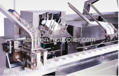 Automatic carton filling machine for bottle