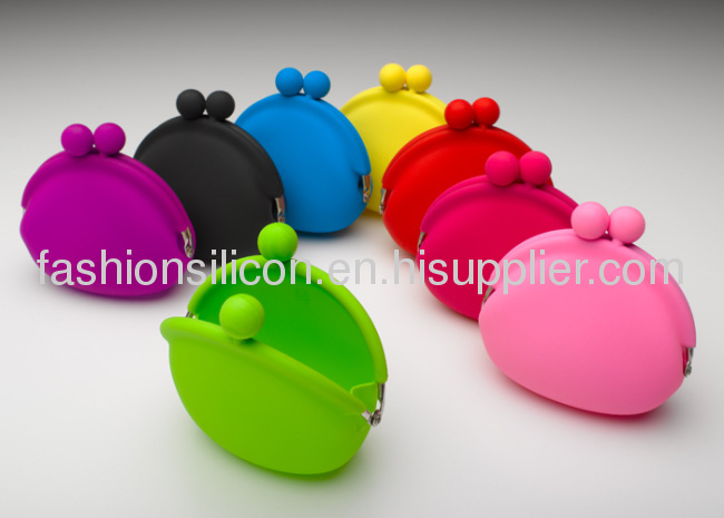FDA silicone cute coin bank for kids and laies