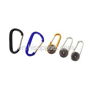 5см, 6см, 8cmAluminum альпинист брелок для ключей
