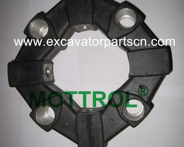 50h Coupling Ex200 1 Ex200 3 Ex200 5 Excavator Parts From