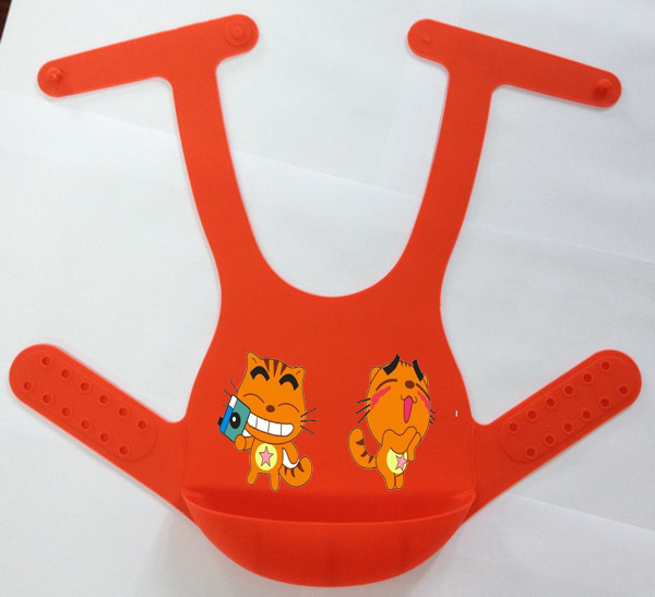 Newest designed original silicone baby bibs supplier in China