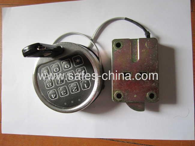 Gun safe lock fireproof