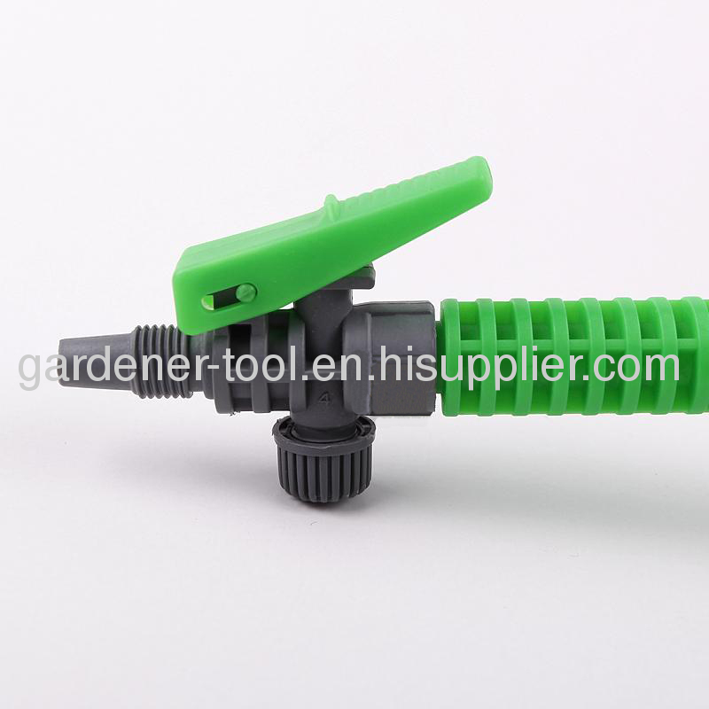 5.0L Single-Shoulder Air Pressure Sprayer With Funnel For Farm and Garden