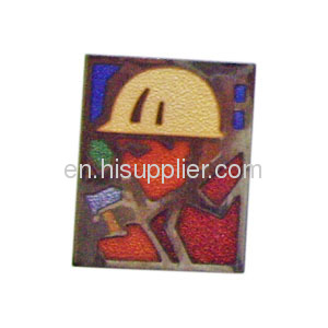 custom cloisonne pin and badge supplier