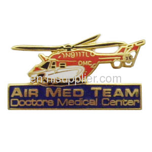 high quality Cloisonne Pin