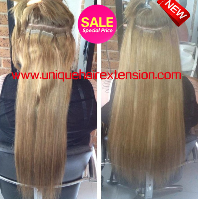 What Is Double Weft Hair Extensions 78