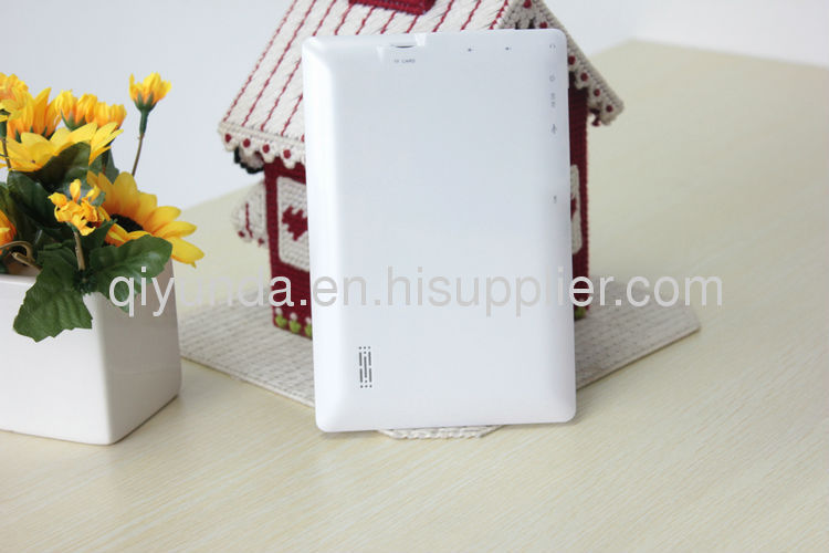 Cheap Q88 7tablet pc Allwinner A13 Android 4.0
