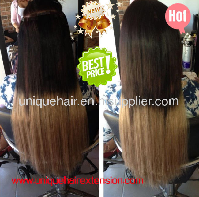 Ombre Tape Hair Extensions 62