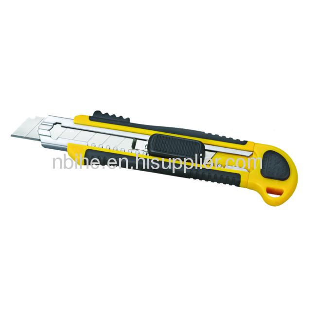 Auto-Lock Professional Deluxe Heavy Duty Cutter Knife