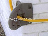Wall Mounted Hose Guide for wall or corner of a building