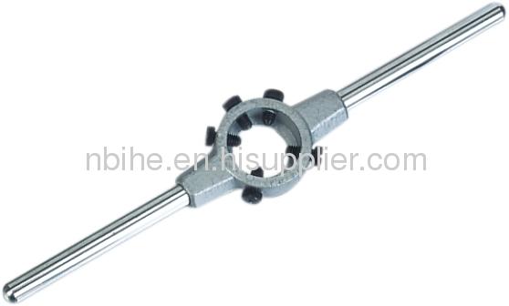 DIN225 zinc alloy steel Die Holder hand tools