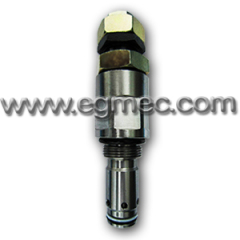 Komatsu Excavator PC200 Hydraulic Cartridge Type Main Service Pressure Relief Valve