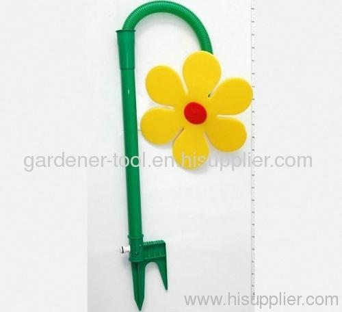 Garden Dancing Daisy Flower Sprinkler