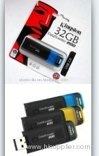 Kingsto 64GB USB 2.0 DataTraveler DT1G3 USB Flash Drive