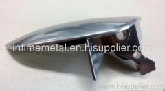 composants de moulage en aluminium gravité