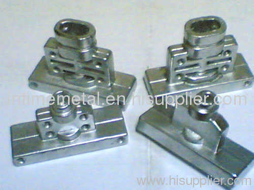 aluminum metal mould casting
