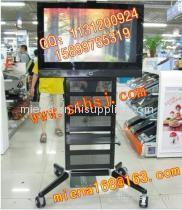 AIDI Floor LCD Mobile Stand Universal Flat Panel TV Mountsm