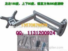 LCD Bracket With Arms Swing Arm lcd tv mount lcd rack from shenzhen AIDI