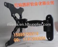 Single Arm Articulating Flat Panel Monitor Mount lcd braket