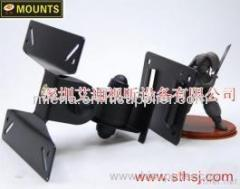 Flat Screen TV Desktop Mount Tabletop Plasma Bracket lcd mount