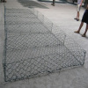 gabion basket of hexagonal wire netting