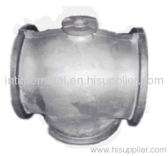low pressure die casting aluminum part