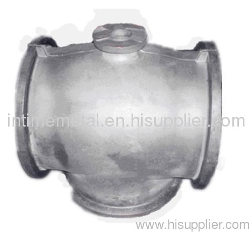 low pressure die casting aluminum part