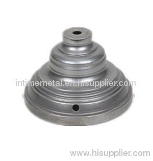 aluminum CNC spun parts