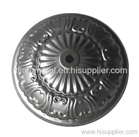 aluminum CNC spinnning parts