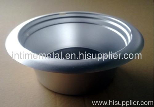high quality metal spun parts