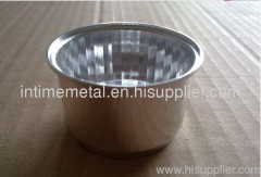 Specialized metal spun parts